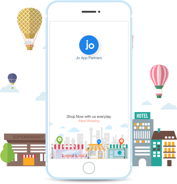Features of Jo App Partners